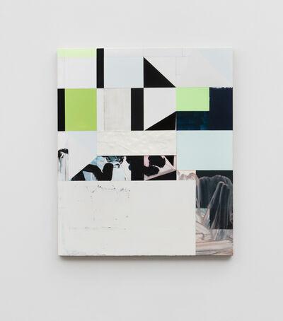 Andrew Bick, 'OGVDS [detail] winter', 2014