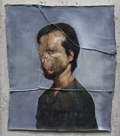 Héctor León, 'Autorretrato', 2018