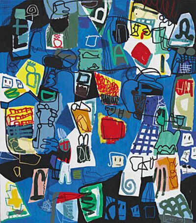 Jan Voss, 'A mix of tricks', 2013