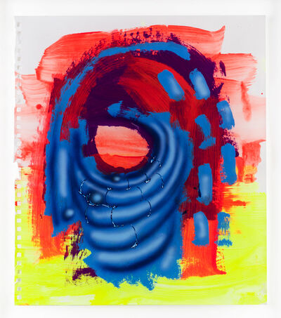 Aaron Curry, 'OWH', 2014