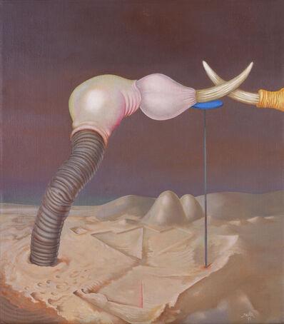 Carlos Revilla, 'Le combat', 1979