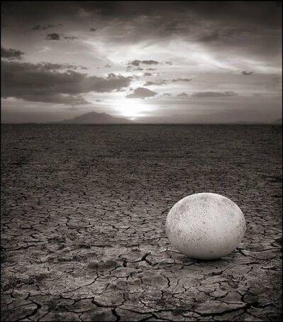 Nick Brandt, 'Abandoned Ostrich Egg, Amboseli', 2007