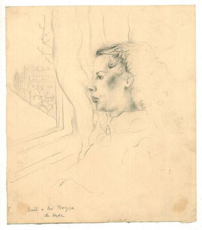 Hedda Sterne, 'Bunti a lui Geo Bogza', ca. 1938