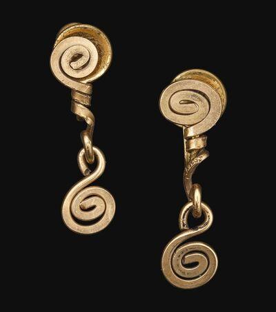 Alexander Calder, 'Earrings', circa 1940