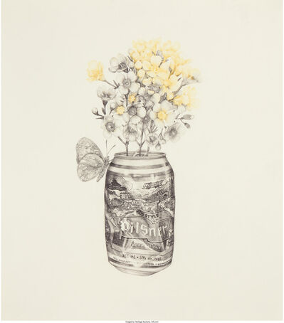 Aurel Schmidt, 'Count the Crows', 2011