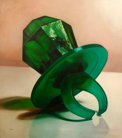 Margaret Morrison, 'Ring Pop (Green)', 2007-2018