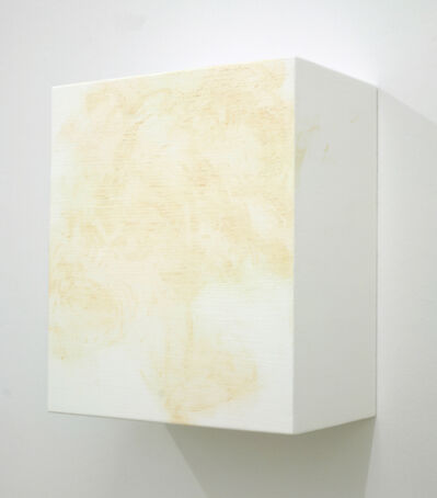 Angela de la Cruz, 'Dirty 6 (white)', 2011