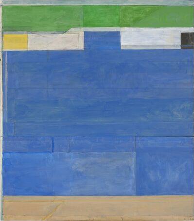 Richard Diebenkorn, 'Ocean Park #128', 1984