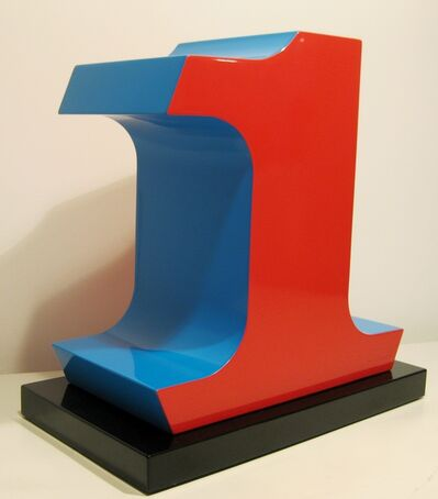 Robert Indiana, 'Numbers: One', 1996
