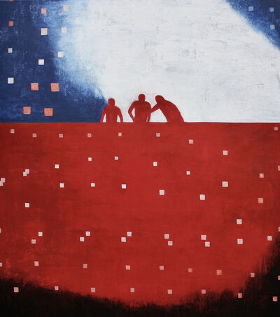 Christopher Mir, 'Disco Grid', 2018