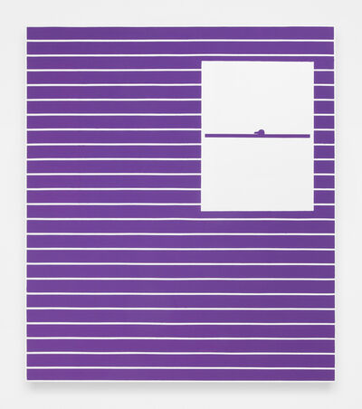 Andrew Gbur, 'House Painting (purple)', 2014