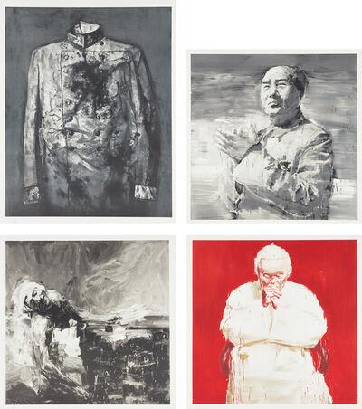 Yan Pei-Ming, 'Icons', 2013