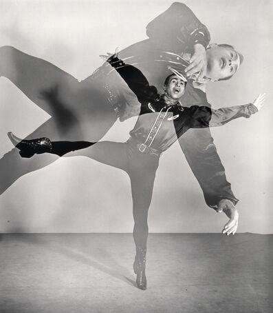Barbara Morgan, 'Jose Limon, Cowboy Song', 1944/1972