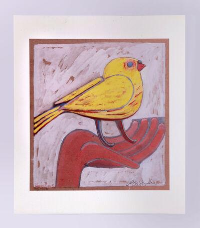 Parviz Tanavoli, 'Love the Bird ', 2013