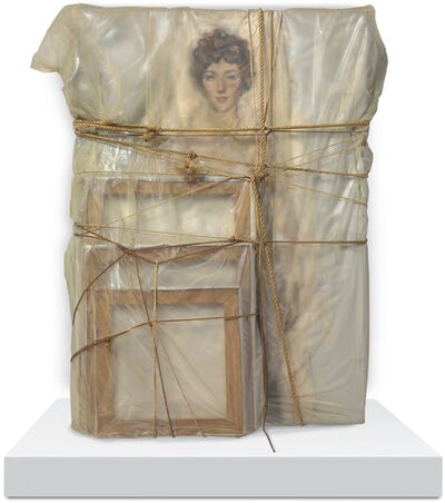 Christo, 'Portrait of Judith Lieb', 1969