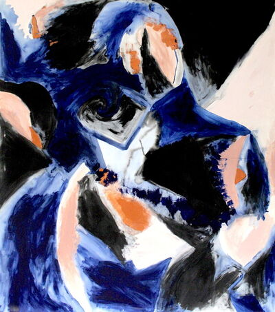 Berit Louise Sara-Grønn, 'Dance with me', 2019