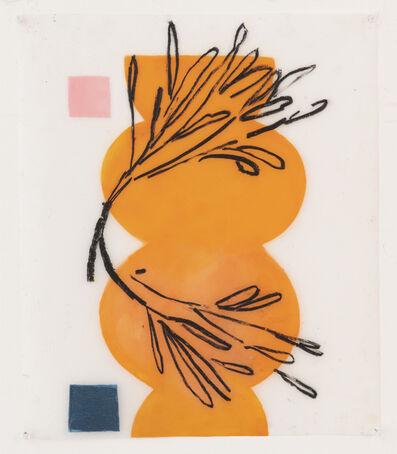 Vicki Sher, 'Spring Formal, Orange', 2021