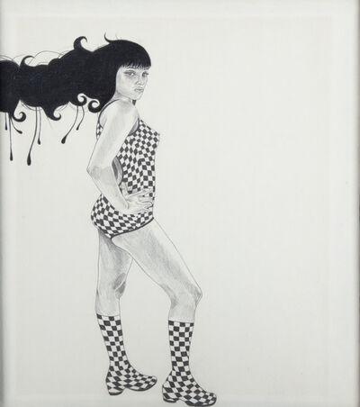 Albert Reyes, 'Checkers', 2004