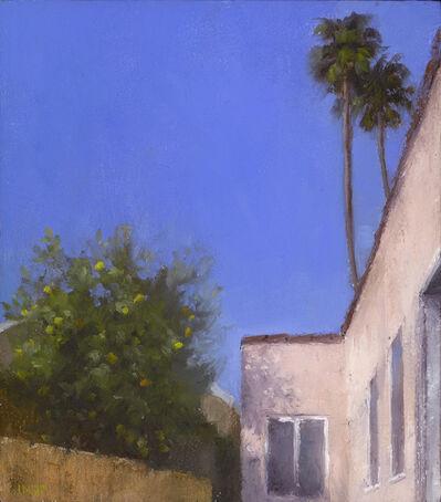 Judy Nimtz, 'View from the Artist's Studio', 2020