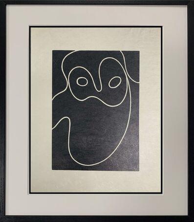 Hans Arp, 'Mask of Philosophy', 1951-1952