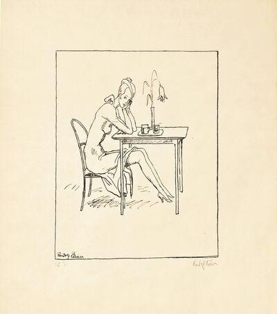 Rudolf Bauer, 'No. 7', ca. 1920