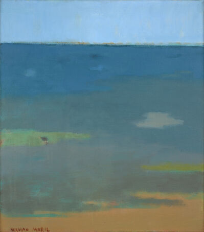 Herman Maril, 'The Bay', 1976