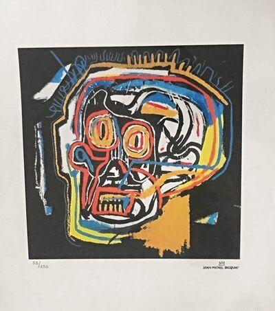 Jean-Michel Basquiat, 'Untitled (Head)', Unknown