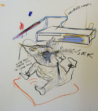 Bjarne Melgaard, 'Untitled ', 2005