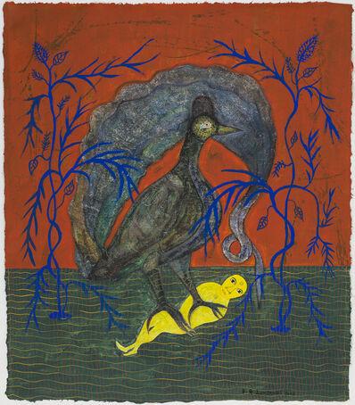 Franck Lundangi, 'The Bird', 2013