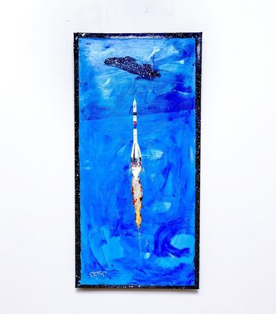 Ealy Mays, 'Untitled Rocket I', 2017