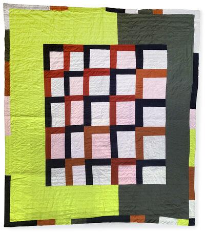 Martha Clippinger, 'Cuadricula Quilt', 2019