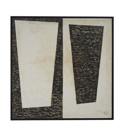 Hassan Sharif, 'Black and White', 1985