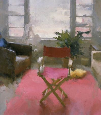 Jordan Wolfson (b.1960), 'Interior with Red Carpet II', 2003