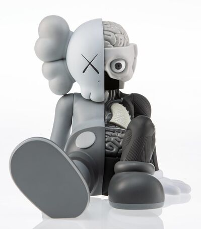 KAWS, 'Resting Place Companion (Grey)', 2013