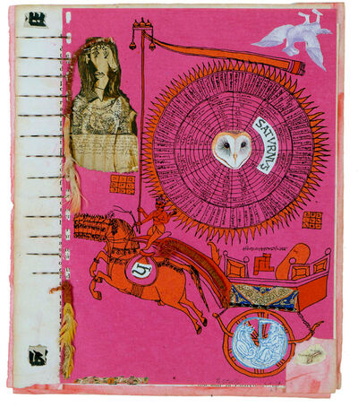 Lenore Tawney, 'Untitled', 1973
