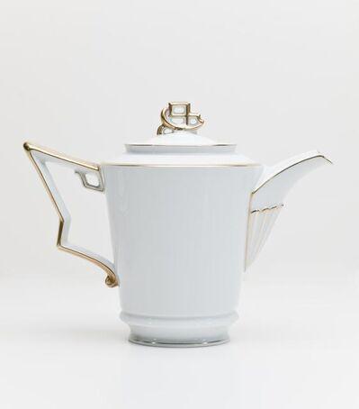 Friedrich Fleischmann, 'Tirana Coffee Pot with Lid', 1927