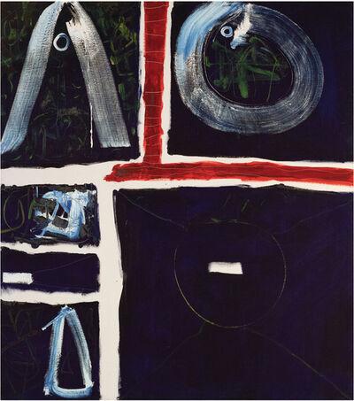 Harold Town, 'Target #3', 1959
