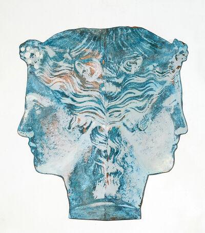 Alessandro La Motta, 'Erma Bifronte', 2018