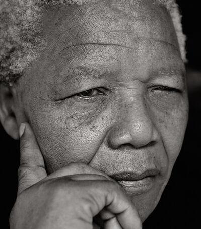 Herb Ritts, 'Nelson Mandela', 1994