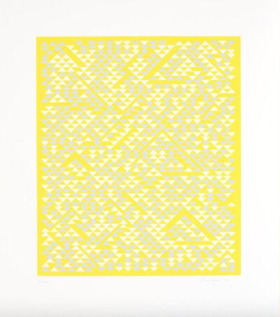Anni Albers, 'B', 1968