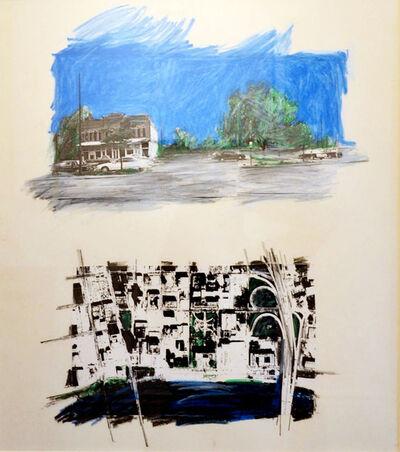 Grover Mouton, 'Master Plan Study, Monroe'