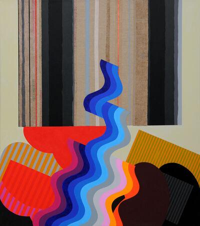 Mohammed Melehi, 'Untitled 8', 2011-2012