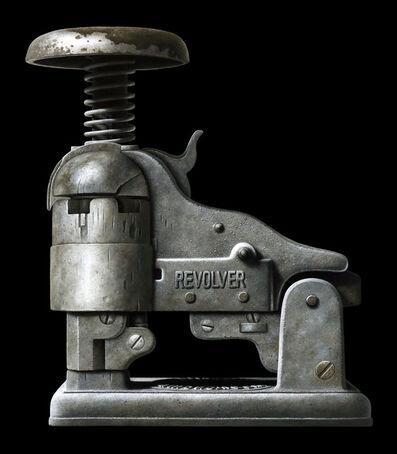 Jeff Bartels, 'Staple Revolver', 2019