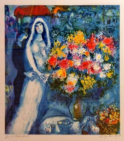 Marc Chagall, 'Bridal Bouquet', 1978
