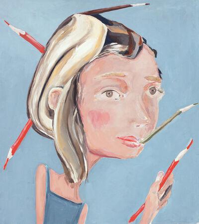 Micha Patiniott, 'Five Pencils', 2014
