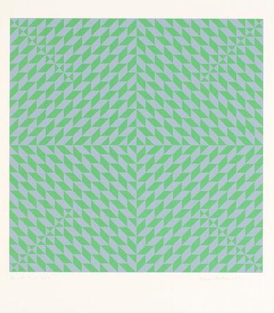 Anni Albers, 'Do - C', 1973