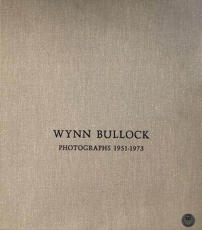 Wynn Bullock, 'Photographs', 1951-1973