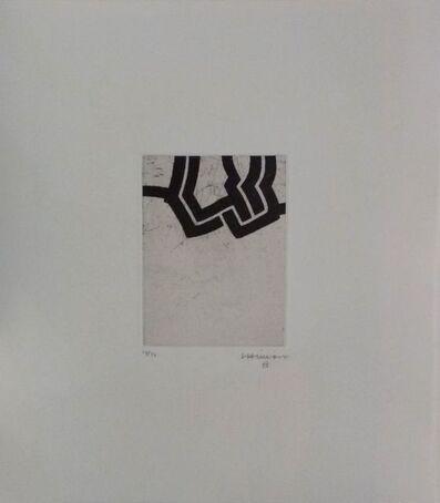 Eduardo Chillida, 'Luze ', 1972