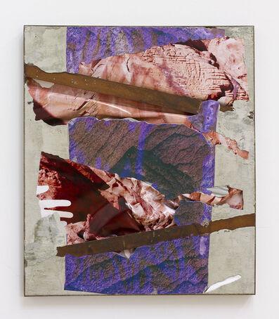 Letha Wilson, 'Steel Face Concrete Bend (Utah Painted Hills)', 2019