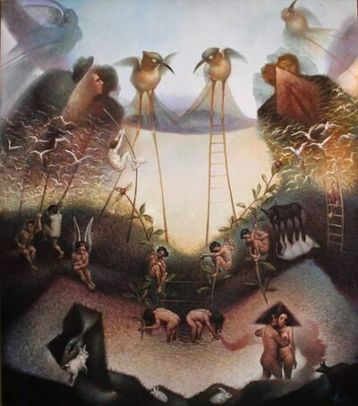 Israel Zzepda, 'Misterios del Eden'